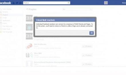 """Facebook limita i """"Mi piace"""" e li somma agli amici"""