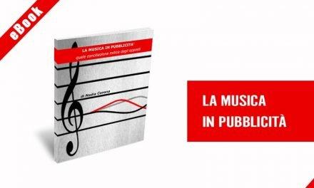 La musica in pubblicità conciliazione mitica degli opposti
