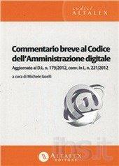 Commentario breve al codice dell'amministrazione digitale