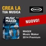 MAGIX Music Maker MX Production Suite in offerta programmi musicali