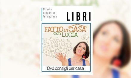 Fatto in Casa con Lucia Videocorso DVD offerta