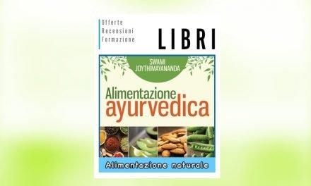 Nutrizione Ayurvedica libro di Swami Joythimayananda
