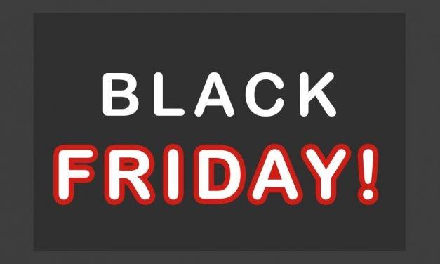 Black Friday 2018: offerte online, codici sconto e promozioni