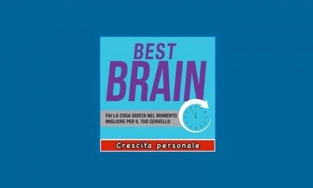 Best brain libro: ottimi risultati senza sforzo con la cronobiologia