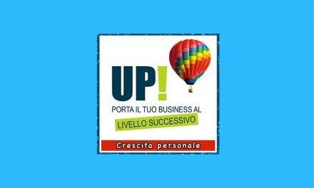 Up! Porta il Tuo Business al Livello Successivo libro
