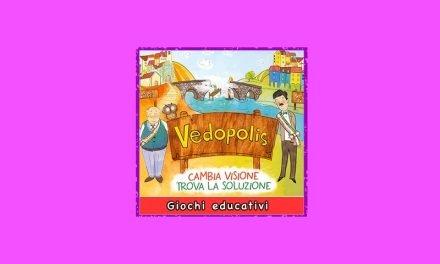 Vedopolis un gioco di abilità visiva per bambini e adulti