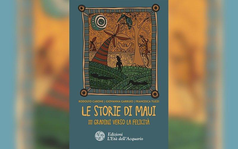 Le Storie di Maui libro