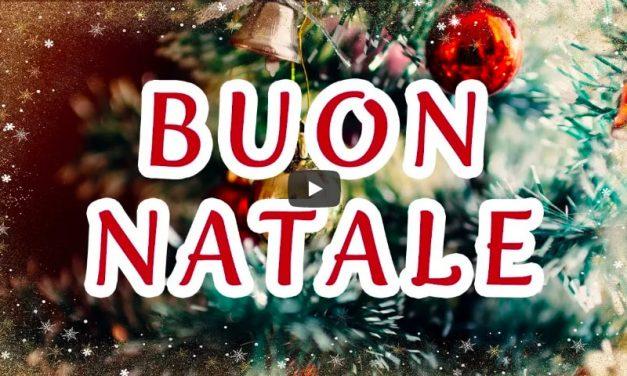 Video Youtube tanti auguri di buone feste da inviare a Natale 2017
