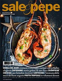 Abbonamento Sale & Pepe: offerta speciale 1 anno rivista cucina