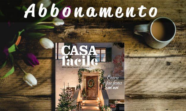 Abbonamento Casa Facile versione digitale offerte