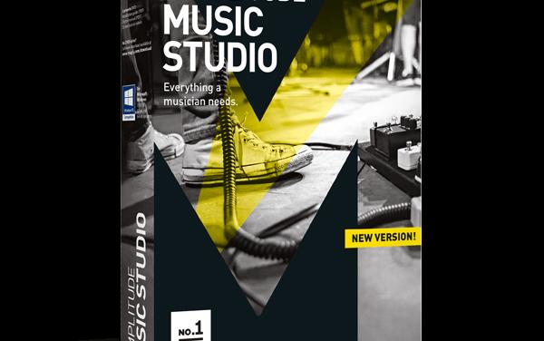 MAGIX Samplitude Music Studio 2017 – 2018