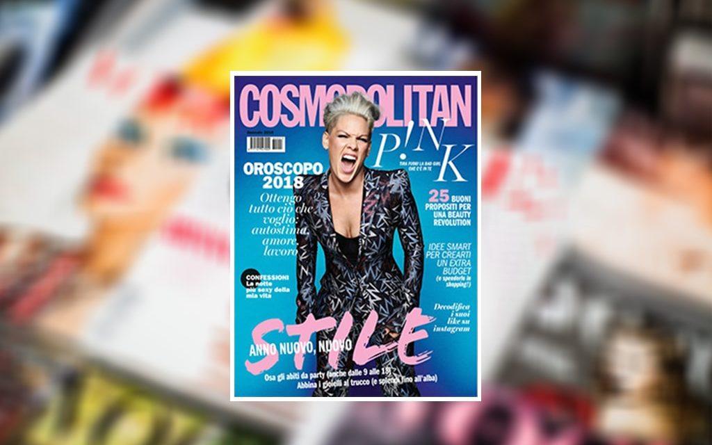 Abbonamento Cosmopolitan in offerta speciale