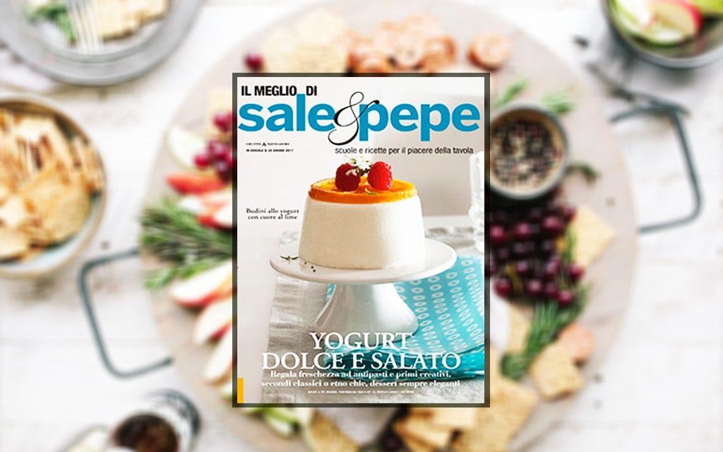 Abbonamento Sale e Pepe versione Digitale: offerta speciale 1 anno