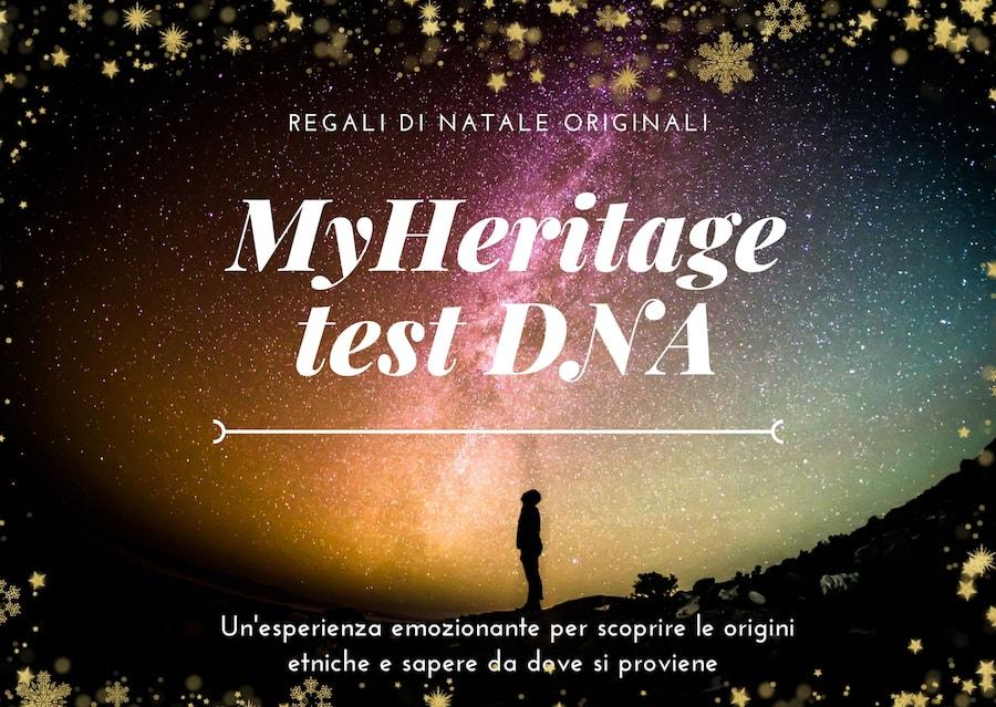 Regali di Natale originali: MyHeritage DNA