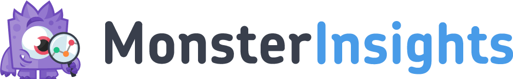 logo MonsterInsights plugin wordpress statistiche