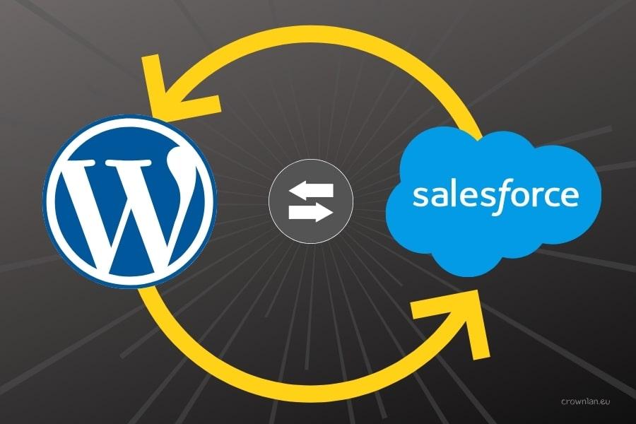 Salesforce su WordPress: integrazione