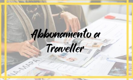 Abbonamento a Traveller  in offerta