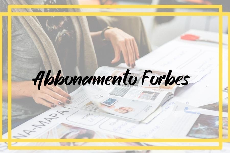 Abbonamento Forbes  in offerta
