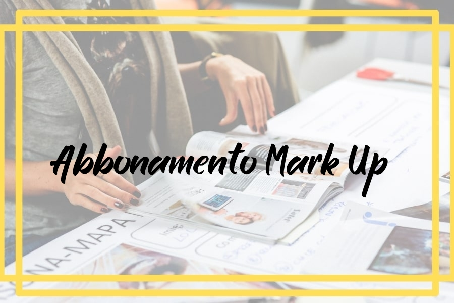Abbonamento Mark Up  in offerta